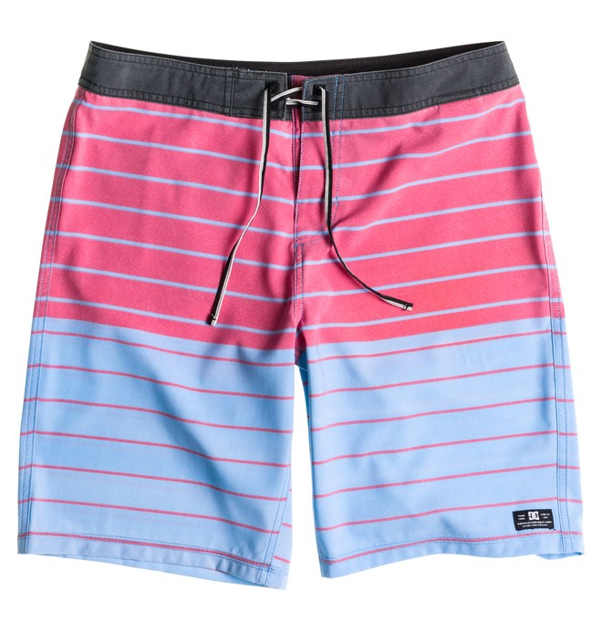 0 Men's Mikey Taylor Men's  Boardshorts Red ADYBS00049 DC Shoes