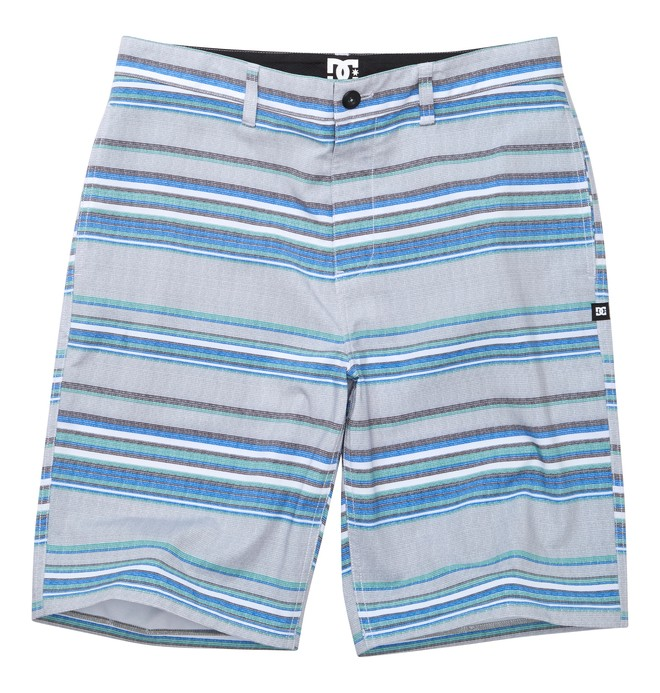 0 Men's Blindside Hybrid Boardshorts Grey ADYBS00050 DC Shoes