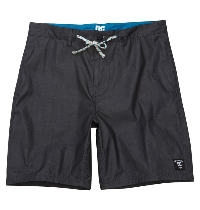 0 Men's Boardwalk Hybrid Shorts Black ADYBS00053 DC Shoes