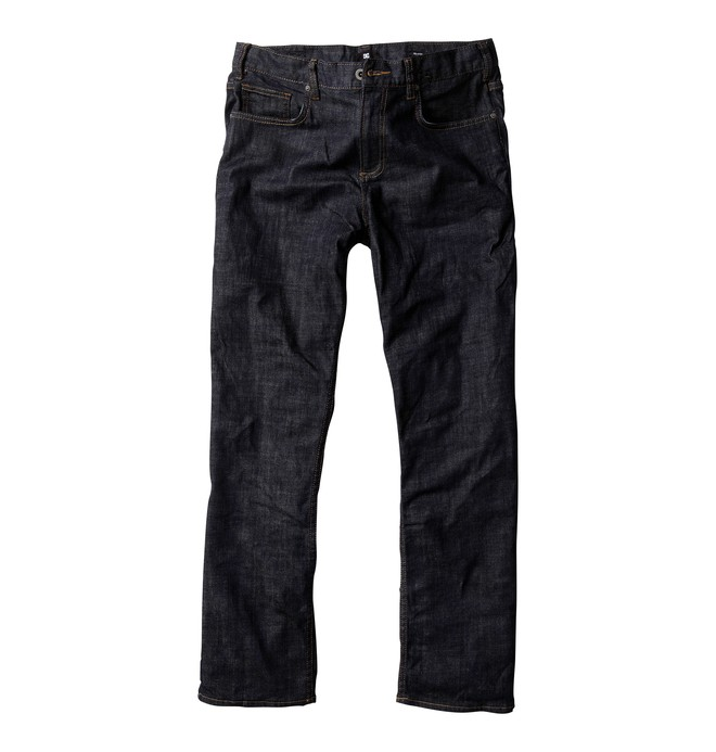 "0 Men's Relaxed Fit 30"" Inseam Jeans  ADYDP00004 DC Shoes"
