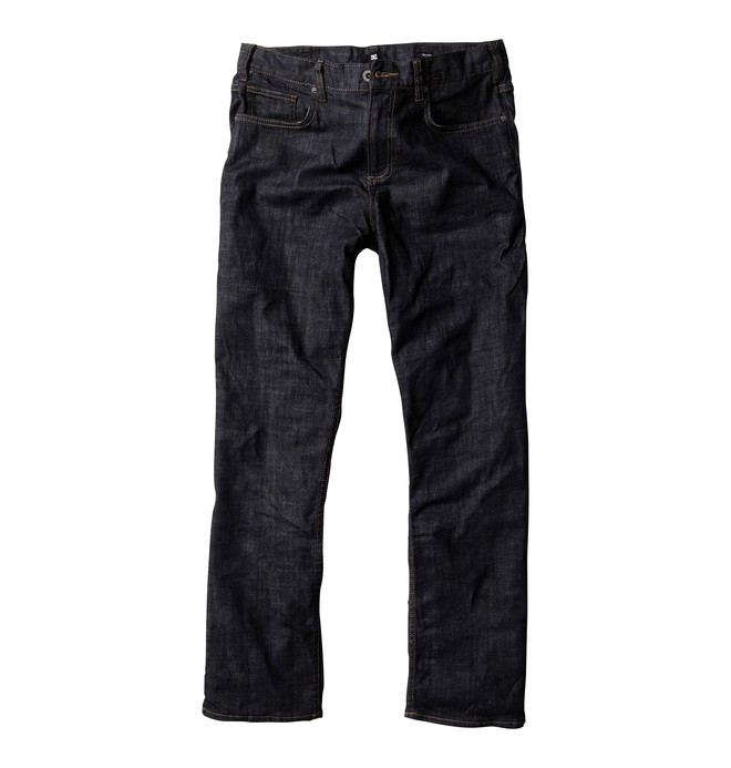 "0 Men's Relaxed Fit 32"" Inseam Jeans  ADYDP00015 DC Shoes"