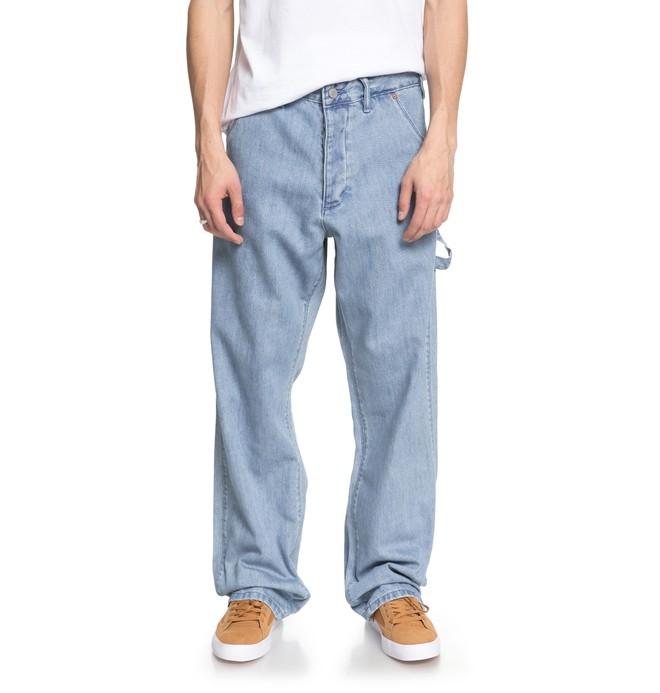 0 Core - Jean de travail Bleu ADYDP03014 DC Shoes