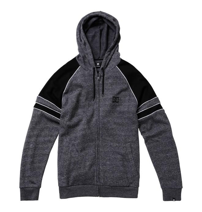 0 Men's Fontaine Full Zip Sweatshirt  ADYFT00073 DC Shoes