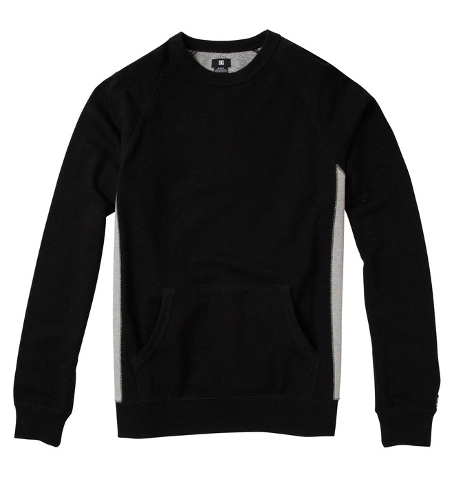 0 Men's Zapp Crew Sweatshirt  ADYFT00080 DC Shoes