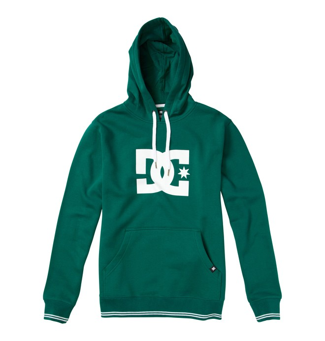 0 All Star PH Hoodie Green ADYFT00085 DC Shoes