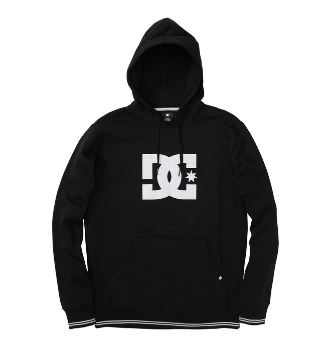 0 All Star PH Hoodie Black ADYFT00085 DC Shoes