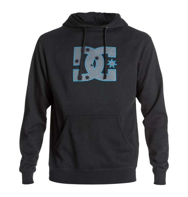 0 Men's Robbie Maddison Stars Sweatshirt  ADYFT00088 DC Shoes