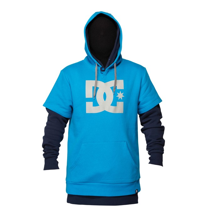 0 Men's Dryden Pullover Hoodie  ADYFT00117 DC Shoes