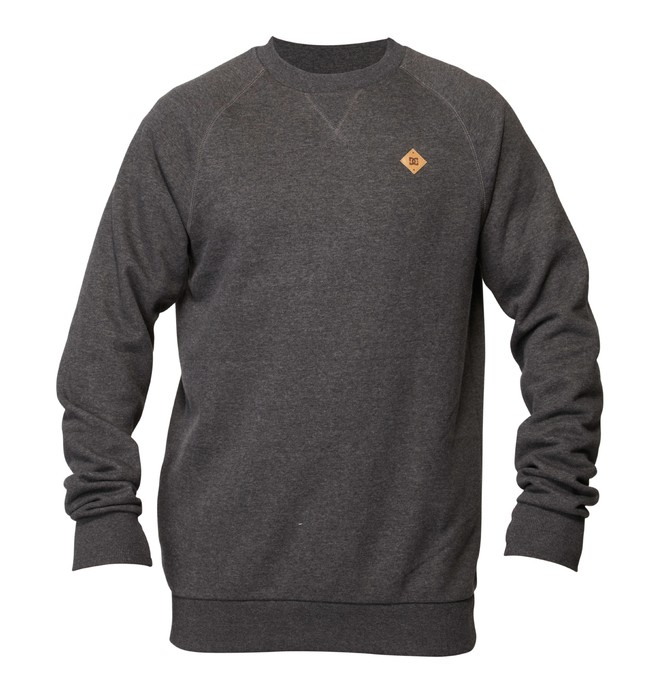 0 Men's Stone Pullover Crew  ADYFT00120 DC Shoes