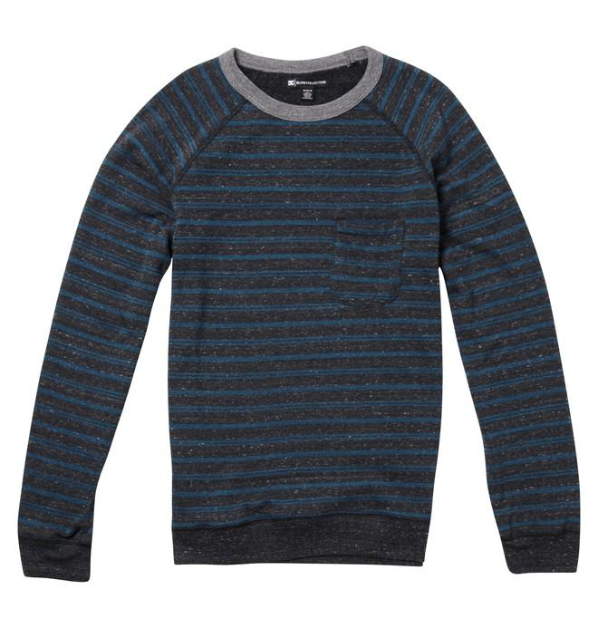 0 Men's Octane Crew Sweatshirt  ADYFT00175 DC Shoes