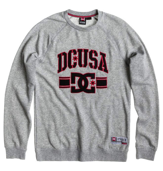 0 Men's Rob Dyrdek Alumni Ribbon Sweatshirt  ADYFT00192 DC Shoes