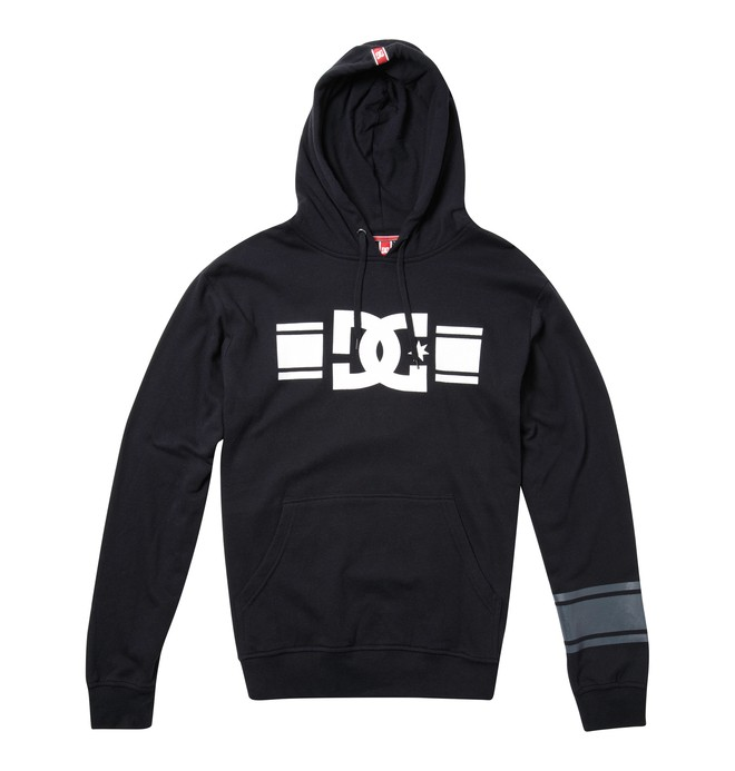 0 Men's Rob Dyrdek Banner 2 PO Sweatshirt  ADYFT00213 DC Shoes