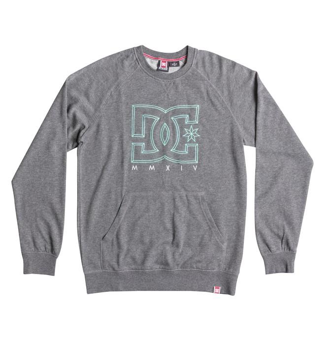 0 Men's RD Deluxe Crew Sweatshirt  ADYFT03005 DC Shoes