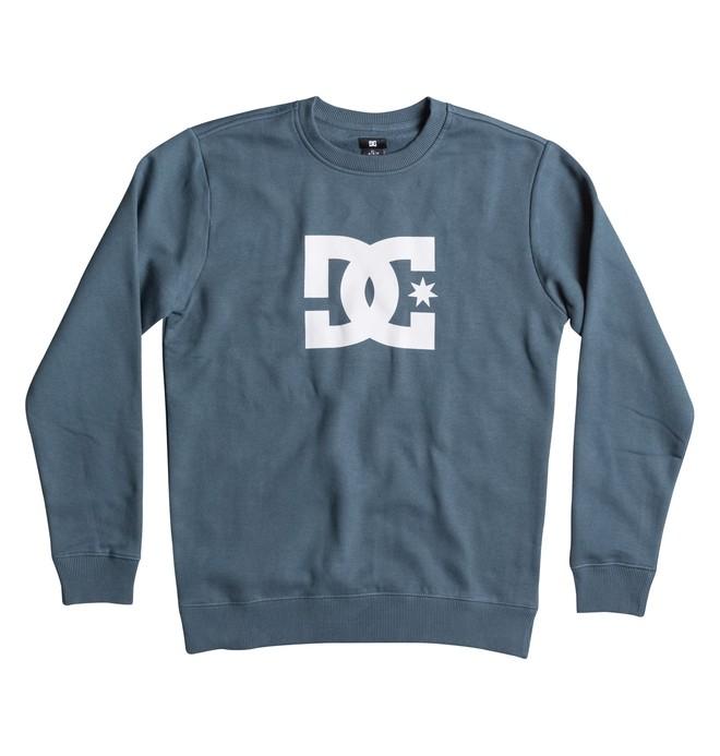 0 Star Crew Sweatshirt  ADYFT03007 DC Shoes