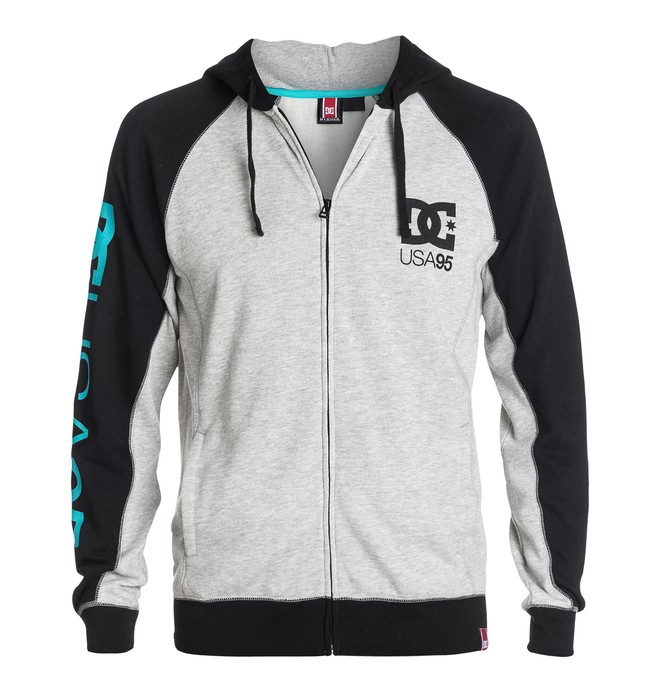 0 Rob Dyrdek Match Up Zip  ADYFT03069 DC Shoes