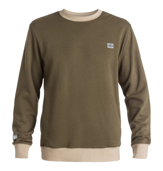 0 RD Pursuit  - Crew-Neck Sweatshirt  ADYFT03094 DC Shoes