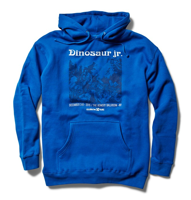 0 Dinosaur Jr. Pullover Hoodie  ADYFT03169 DC Shoes