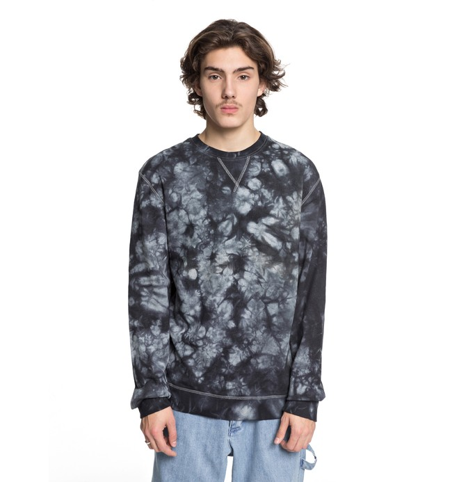 0 Evan - Sweat Noir ADYFT03189 DC Shoes
