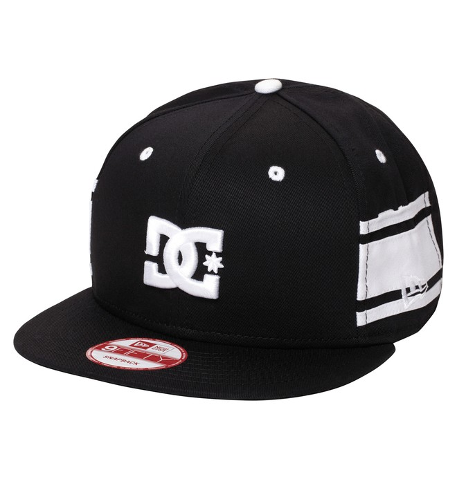 0 Men's Rob Dyrdek Alumni Stripe 2 Hat  ADYHA00008 DC Shoes