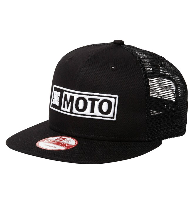 0 Men's DC Moto Logo Hat  ADYHA00039 DC Shoes