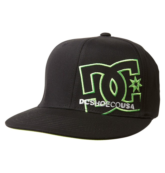 0 Men's Franchise Hat  ADYHA00049 DC Shoes