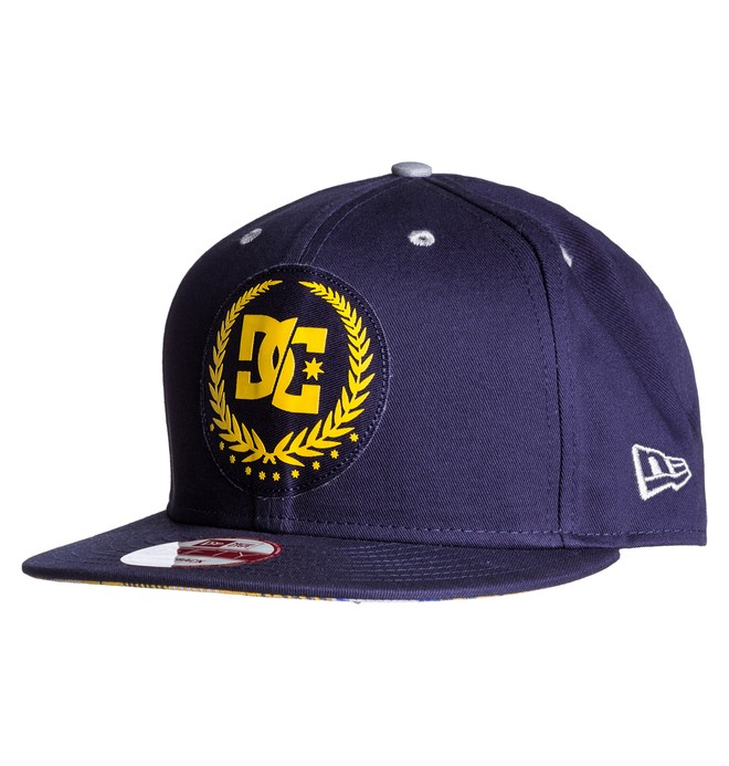 0 Men's Travis Pastrana Split Star Hat  ADYHA00072 DC Shoes
