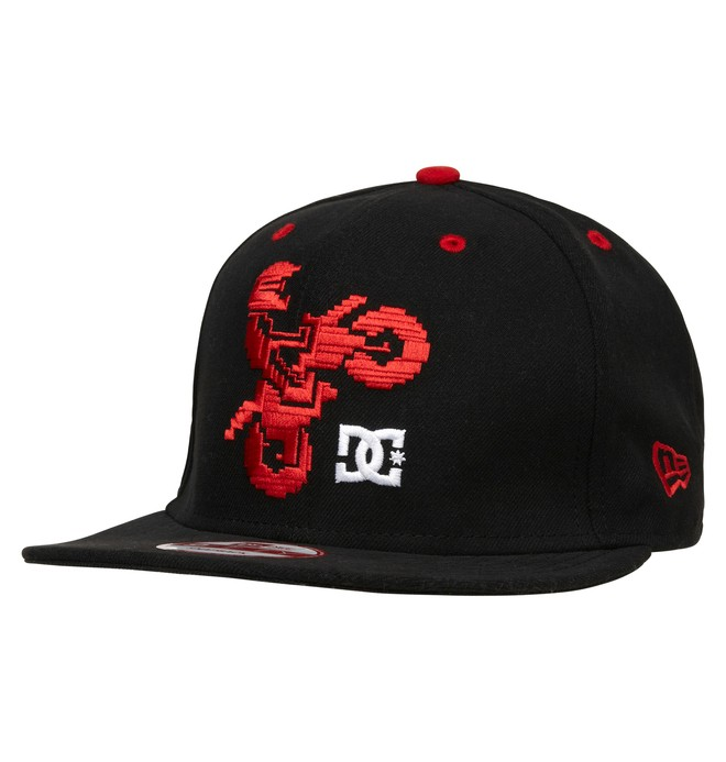 0 Men's Trey Canard Lone Rider Hat  ADYHA00076 DC Shoes
