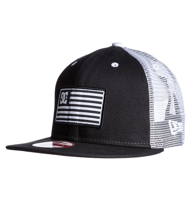0 Men's Rob Dyrdek DCUSA Flag Hat  ADYHA00077 DC Shoes