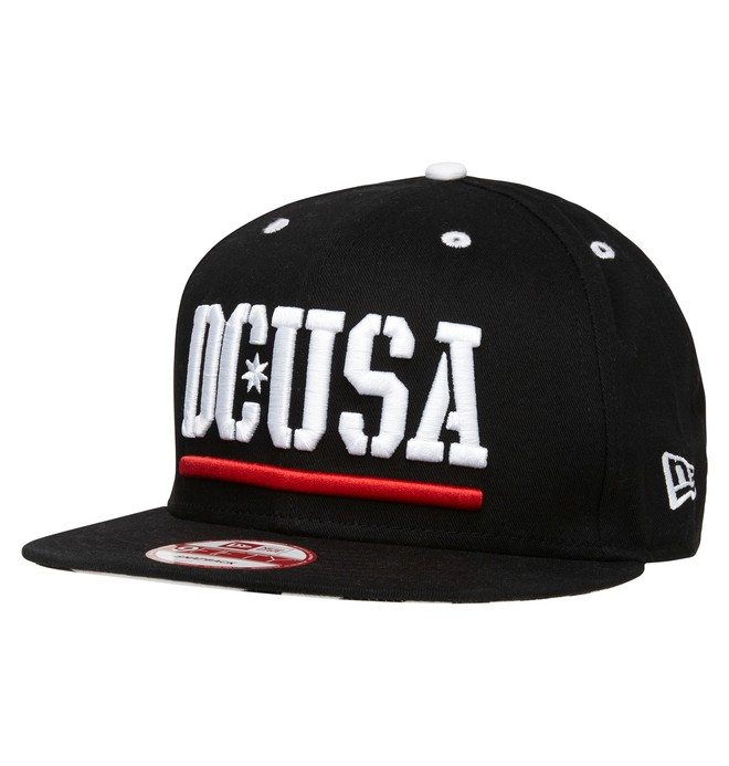 0 Men's Rob Dyrdek DCUSA Bar Hat  ADYHA00078 DC Shoes