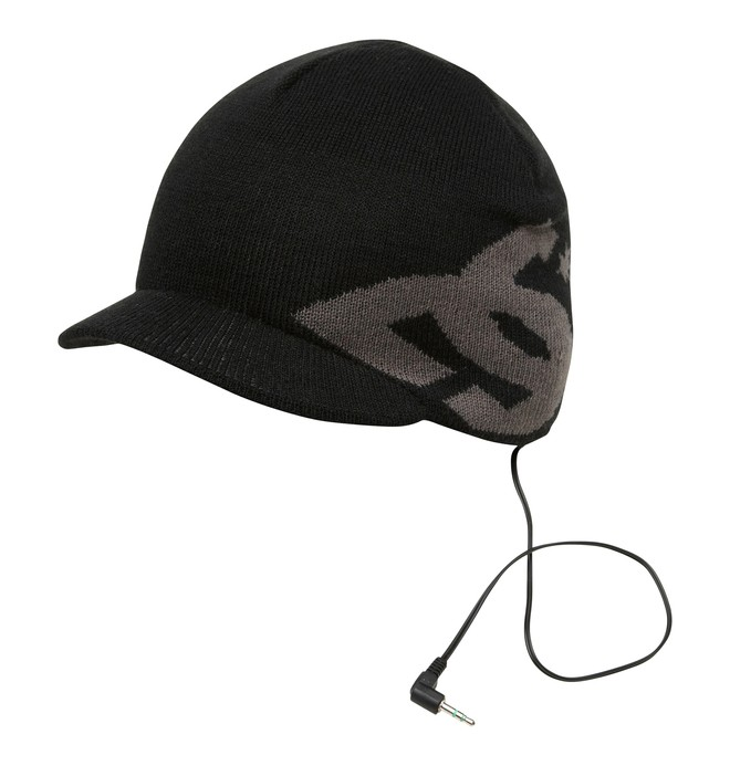 0 Men's Devin Headphone Beanie  ADYHA00098 DC Shoes