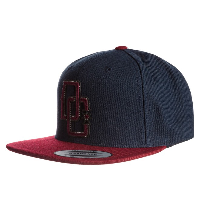 0 Men's Baseline Hat  ADYHA00122 DC Shoes