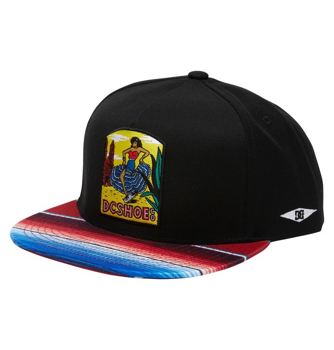 0 Men's Foster Hat  ADYHA00129 DC Shoes