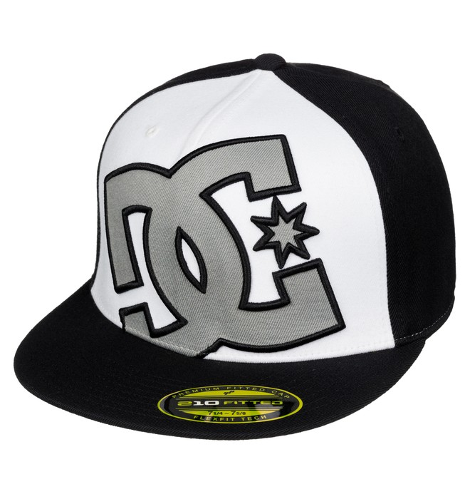0 Men's Ya Heard Hat Black ADYHA00141 DC Shoes