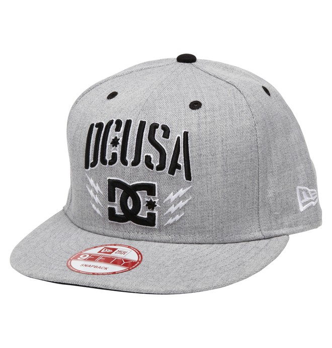 0 Men's Rob Dyrdek BOLTS SNAPBACK Hat  ADYHA00177 DC Shoes