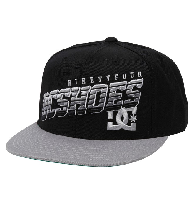 0 Men's Base Stealer Hat  ADYHA00183 DC Shoes
