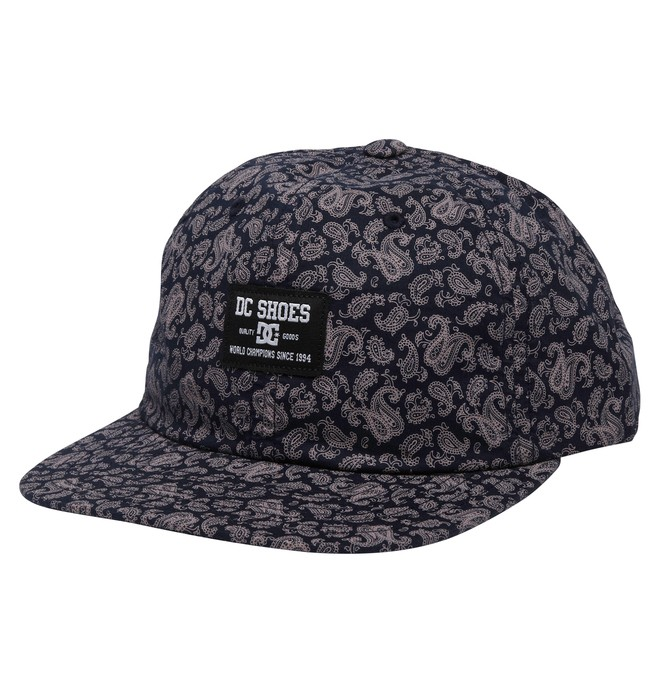0 Men's Paisels Hat  ADYHA00209 DC Shoes
