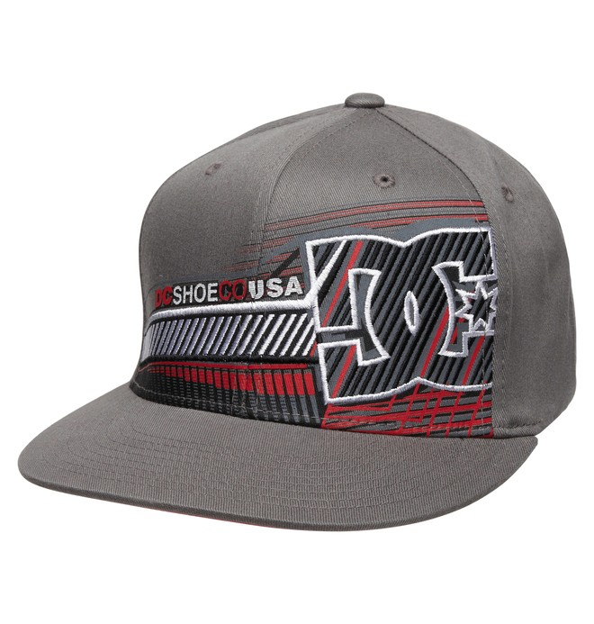 0 Men's Whisky Throttle Hat  ADYHA00213 DC Shoes