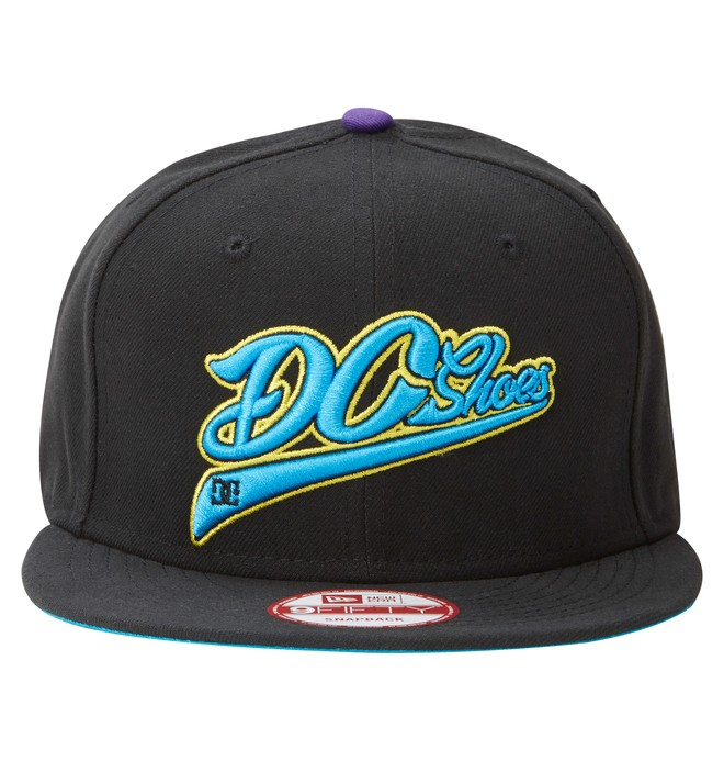 0 Men's Robbie Maddison World Wide Snapback Hat  ADYHA00221 DC Shoes