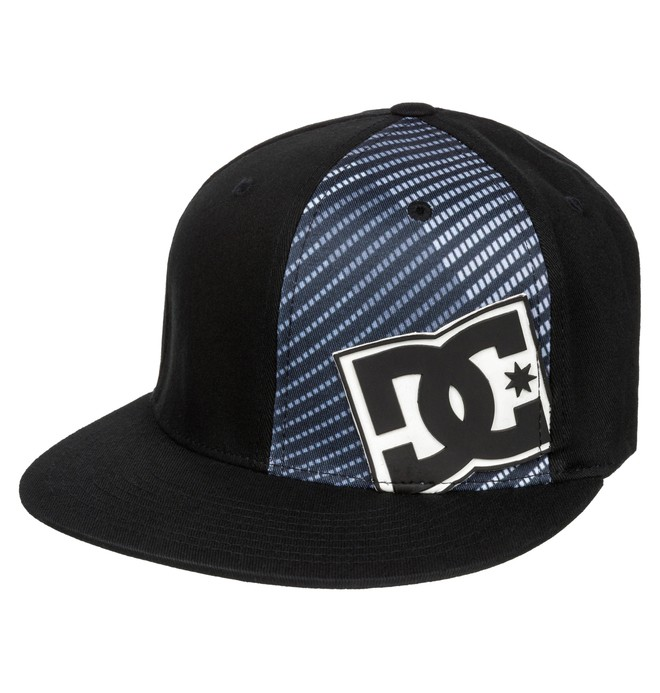 0 Men's Whoops Hat Black ADYHA00248 DC Shoes