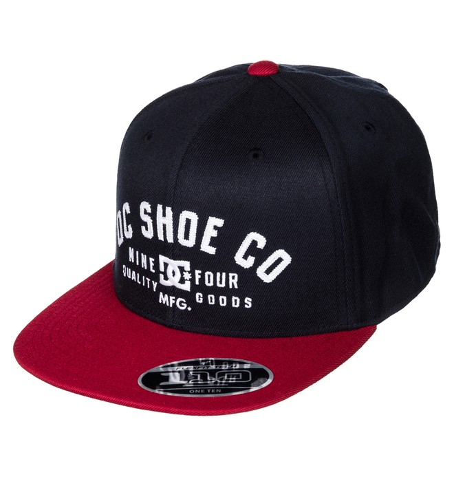 0 Men's Overtime Hat  ADYHA00250 DC Shoes