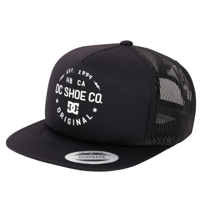 0 Men's Uncle Hat  ADYHA00265 DC Shoes