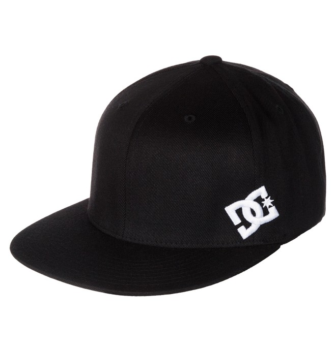 0 Men's Bitchen Hat Black ADYHA00296 DC Shoes