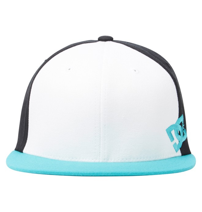 0 Men's Bitchen Hat White ADYHA00296 DC Shoes