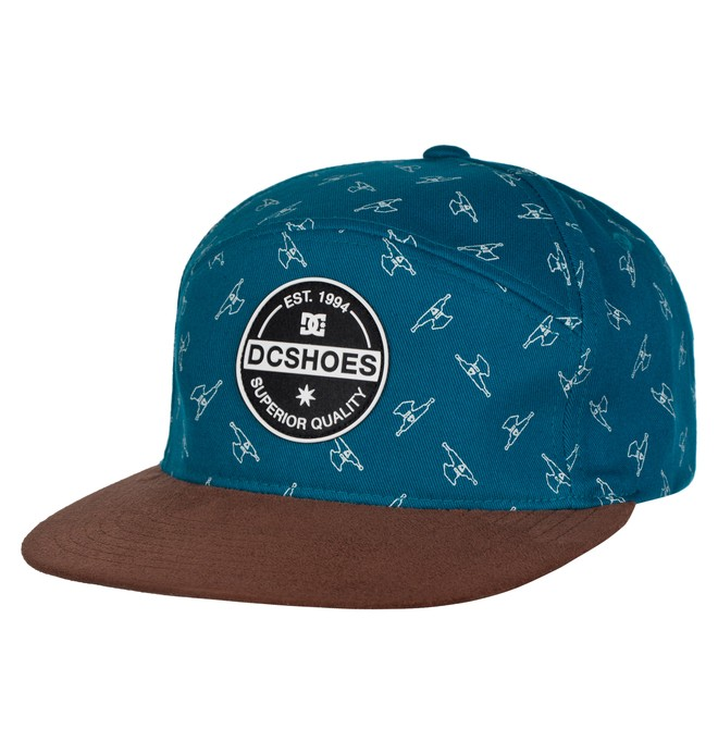 0 Men's Kingpin Hat  ADYHA00316 DC Shoes