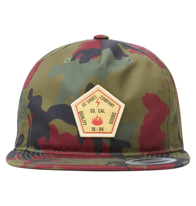 0 Men's Cambake Hat  ADYHA00317 DC Shoes