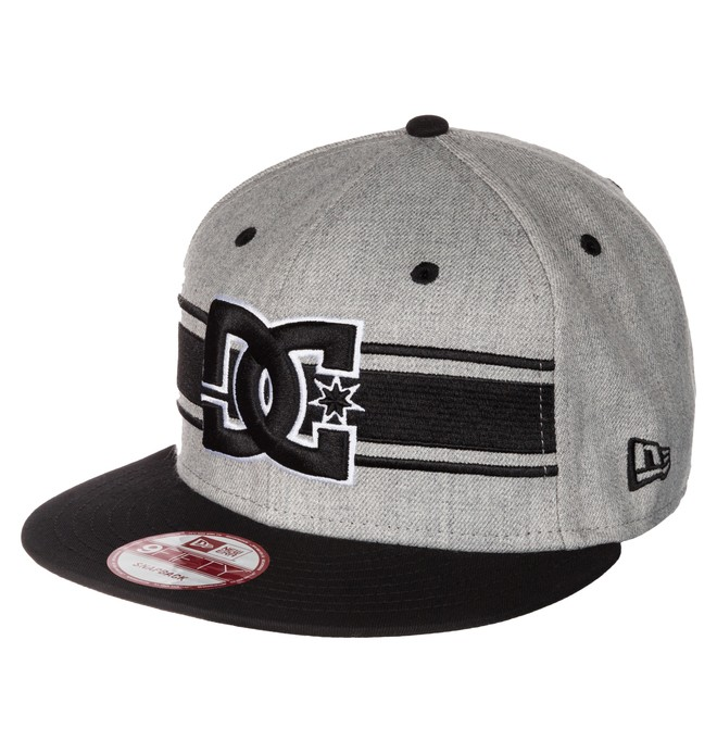 0 RD Ribbon 3 Snap Hat  ADYHA03000 DC Shoes