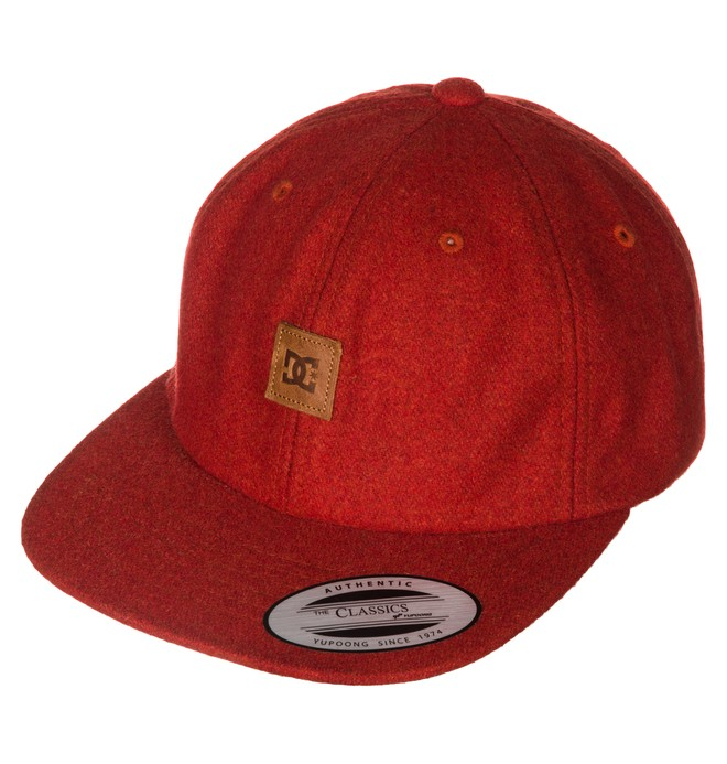 0 Beanbag Hat Orange ADYHA03017 DC Shoes