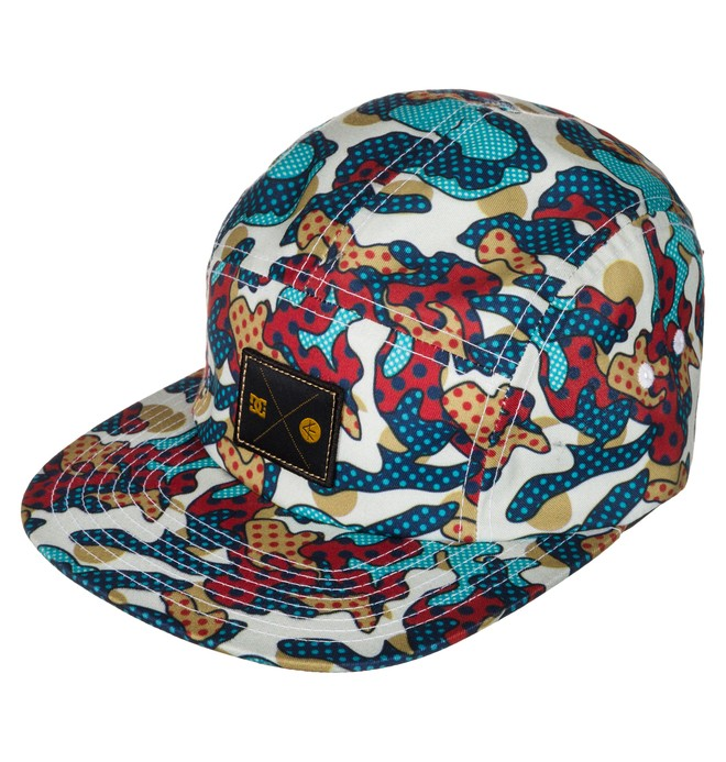 0 Cyrcle 5-Panel Hat  ADYHA03033 DC Shoes