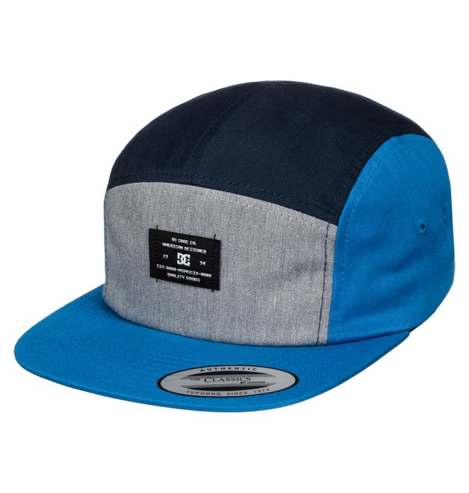 0 Campy - Gorra tipo camper  ADYHA03053 DC Shoes