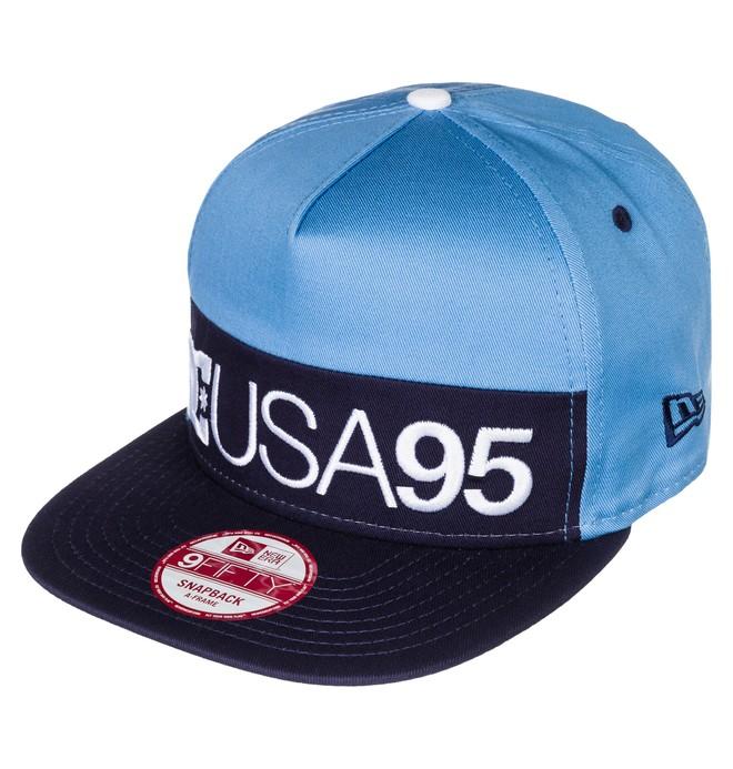 0 Men's Rob Dyrdek Division Snapback Hat  ADYHA03079 DC Shoes